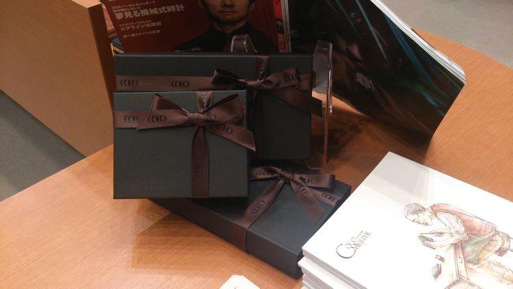 プレゼント包装3